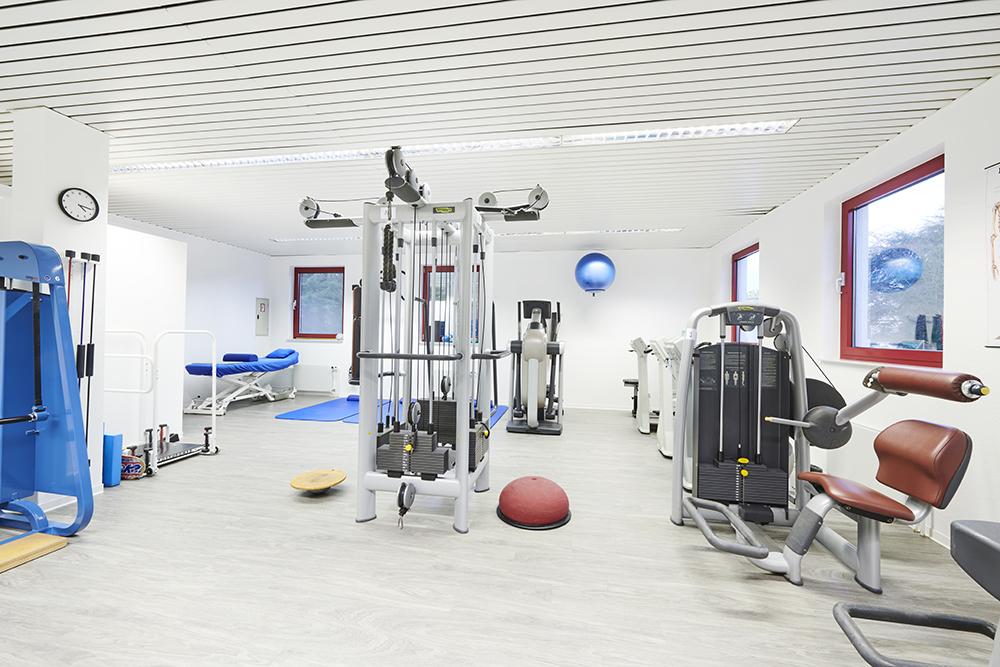 Physiotherapeutische Leistungen | GRZ Bensberg